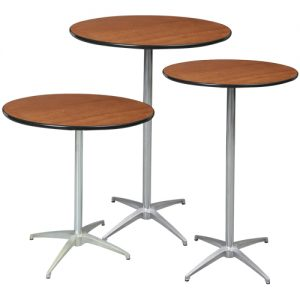 30inch Round Table Rental