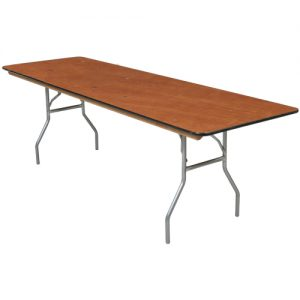 8' Banquet Table Rental