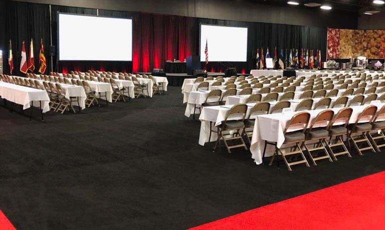 Convention Rentals Academy Expo