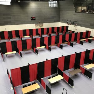 Pipe and Drape Booth Rental