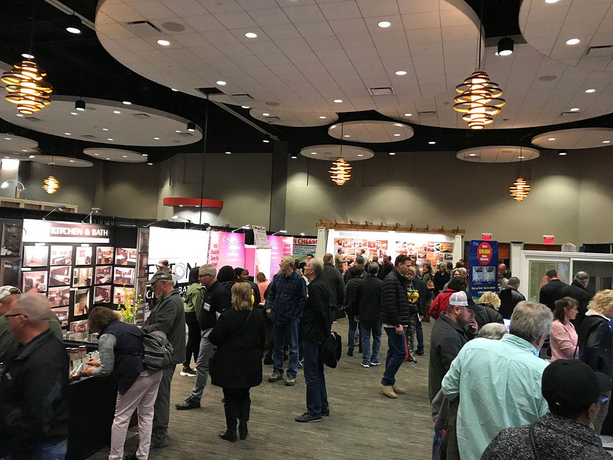 Expo Convention Contractor_Academy Expo Cincinnati Ohio